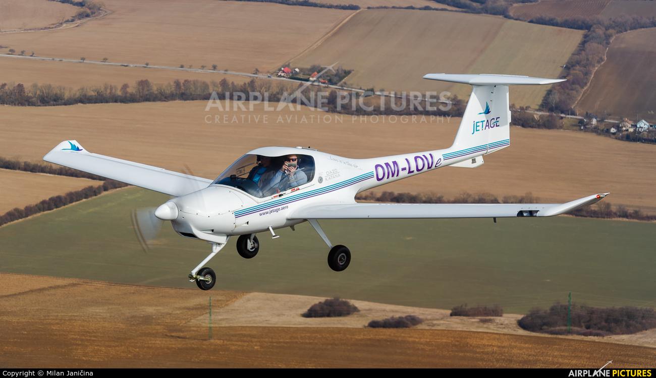 JetAge OM-LOV aircraft at In Flight - Slovakia