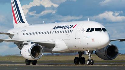 F-GRXM - Air France Airbus A319