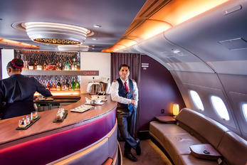 A7-APG - Qatar Airways Airbus A380