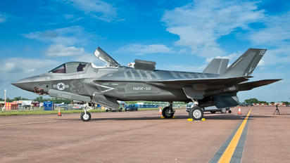 168726 - USA - Marine Corps Lockheed Martin F-35B Lightning II