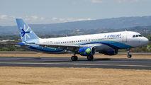 XA-ECO - Interjet Airbus A320 aircraft