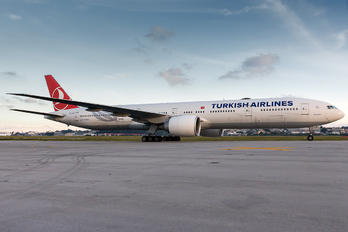 TC-JJF - Turkish Airlines Boeing 777-300ER