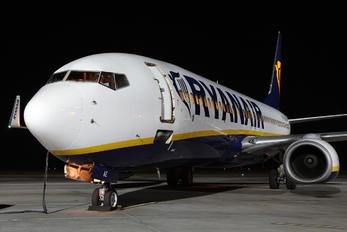 EI-DAE - Ryanair Boeing 737-8AS