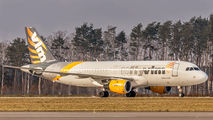 OO-TCT - VLM Airlines Airbus A320 aircraft
