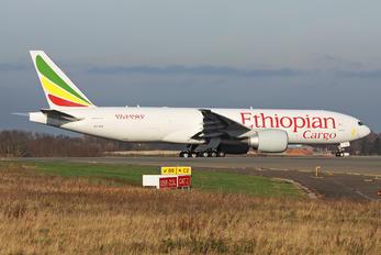 ET-APU - Ethiopian Cargo Boeing 777F