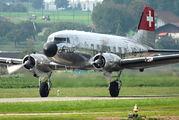 HB-ISC -  Douglas DC-3 aircraft