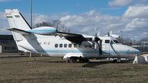 HA-YFD -  LET L-410 Turbolet aircraft