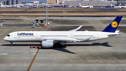 D-AIXD - Lufthansa Airbus A350-900