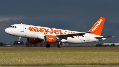 G-EZTI - easyJet Airbus A320