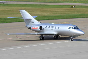 VP-CCL - NewYorker Dassault Falcon 20