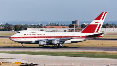 3B-NAJ - Air Mauritius Boeing 747SP