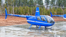 C-GCFD - 49 North Helicopters Robinson R44 Astro / Raven aircraft