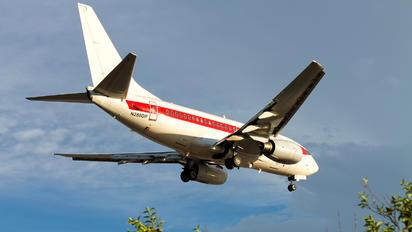 N288DP - EG&G (Janet Airlines)  Boeing 737-600