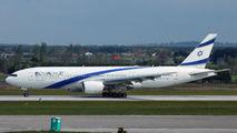4X-ECF - El Al Israel Airlines Boeing 777-200ER aircraft