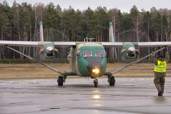 0213 - Poland - Air Force PZL M-28 Bryza
