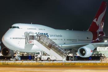 VH-OEI - QANTAS Boeing 747-400ER