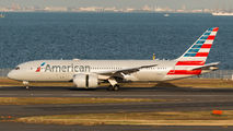 N804AN - American Airlines Boeing 787-8 Dreamliner aircraft