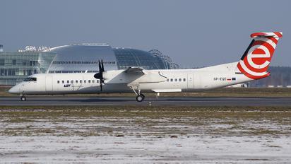 SP-EQD - LOT - Polish Airlines de Havilland Canada DHC-8-400Q / Bombardier Q400