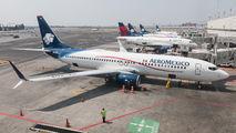 XA-ADT - Aeromexico Boeing 737-800 aircraft