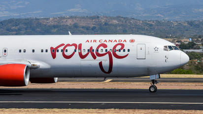 C-FMWQ - Air Canada Rouge Boeing 767-300ER