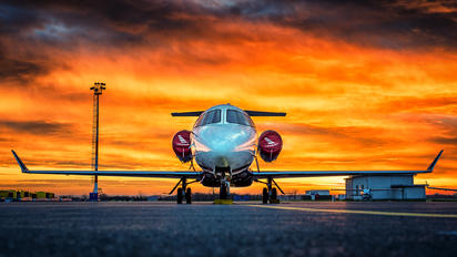 - - Private Learjet 45