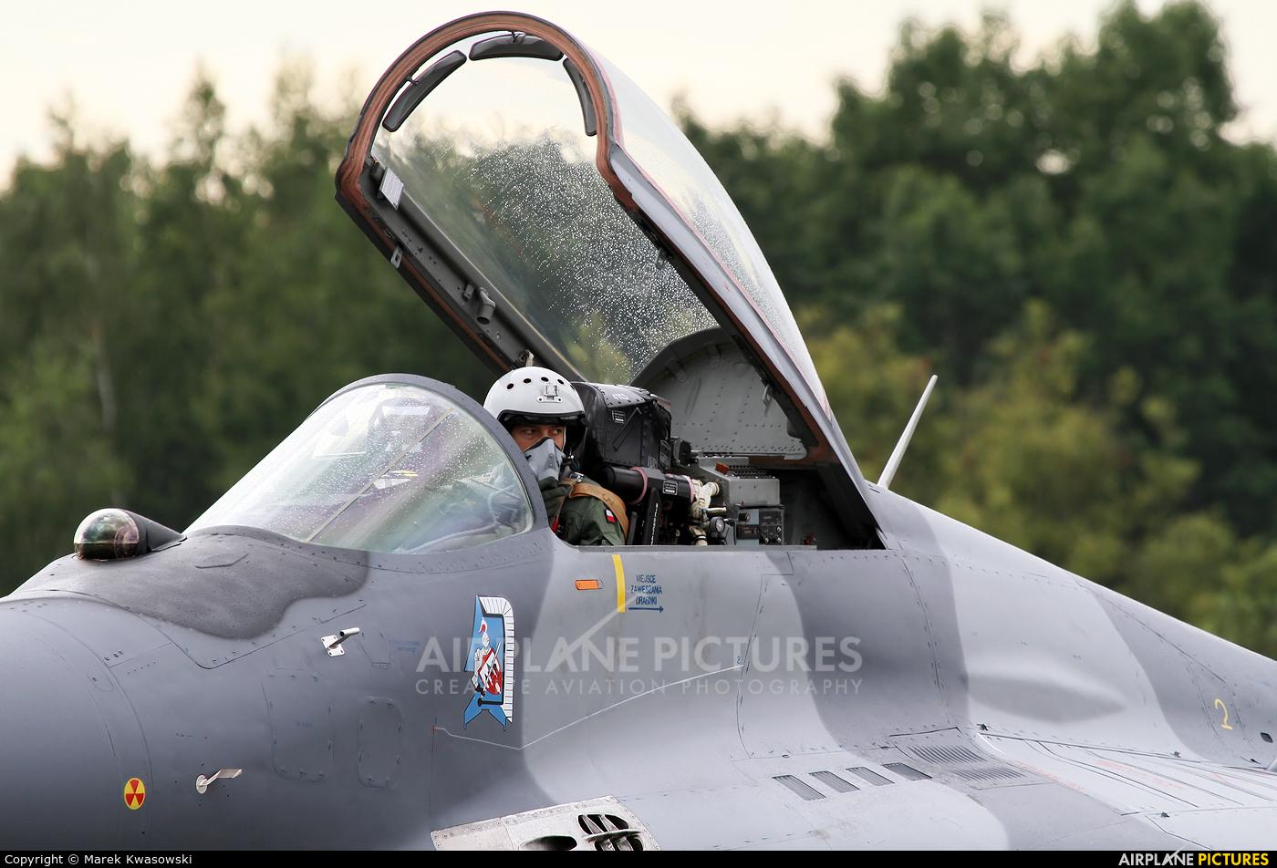 Poland - Air Force 4101 aircraft at Malbork