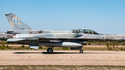 028 - Greece - Hellenic Air Force Lockheed Martin F-16C Fighting Falcon