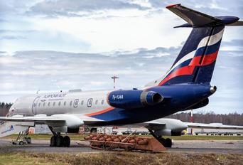 RA-65717 - Aeroflot Tupolev Tu-134A