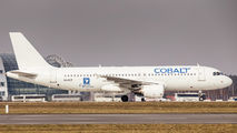 5B-DCZ - Cobalt Airbus A320 aircraft