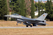 FA-134 - Belgium - Air Force General Dynamics F-16A Fighting Falcon aircraft