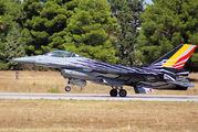 FA-123 - Belgium - Air Force Lockheed Martin F-16AM Fighting Falcon aircraft
