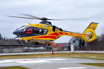SP-DXB - Polish Medical Air Rescue - Lotnicze Pogotowie Ratunkowe Eurocopter EC135 (all models)