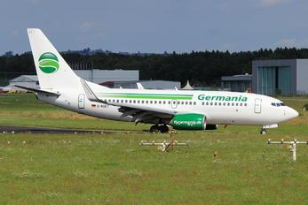 D-AGET - Germania Boeing 737-700