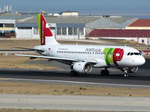 CS-TTN - TAP Portugal Airbus A319