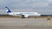 F-HZPG - Air Corsica Airbus A320 aircraft