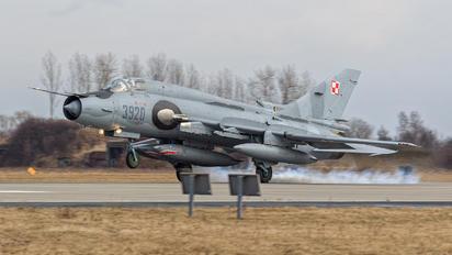 - - Poland - Air Force Sukhoi Su-22M-4