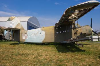 7448 - Poland - Air Force Antonov An-2