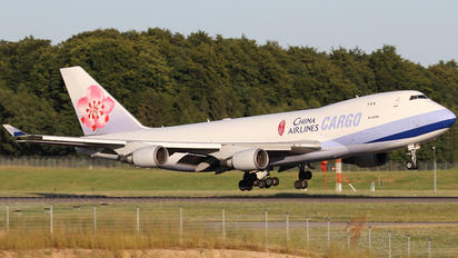 B-18709 - China Airlines Cargo Boeing 747-400F, ERF
