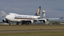 9V-SFN - Singapore Airlines Cargo Boeing 747-400F, ERF aircraft