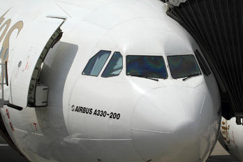 A6-EKU - Emirates Airlines Airbus A330-200