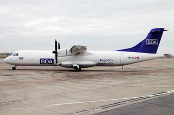 HB-ALQ -  ATR 72 (all models)