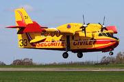 F-ZBFN - France - Sécurité Civile Canadair CL-415 (all marks) aircraft