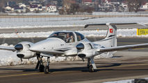 HB-LUW - Private Diamond DA42 aircraft