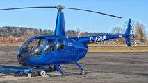 C-FRUP - Private Robinson R44 Astro / Raven aircraft