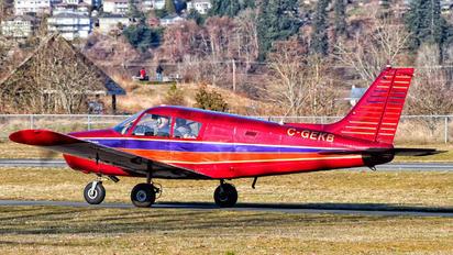 C-GEKB - Private Piper PA-28 Cherokee