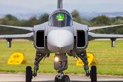 9237 - Czech - Air Force SAAB JAS 39C Gripen aircraft