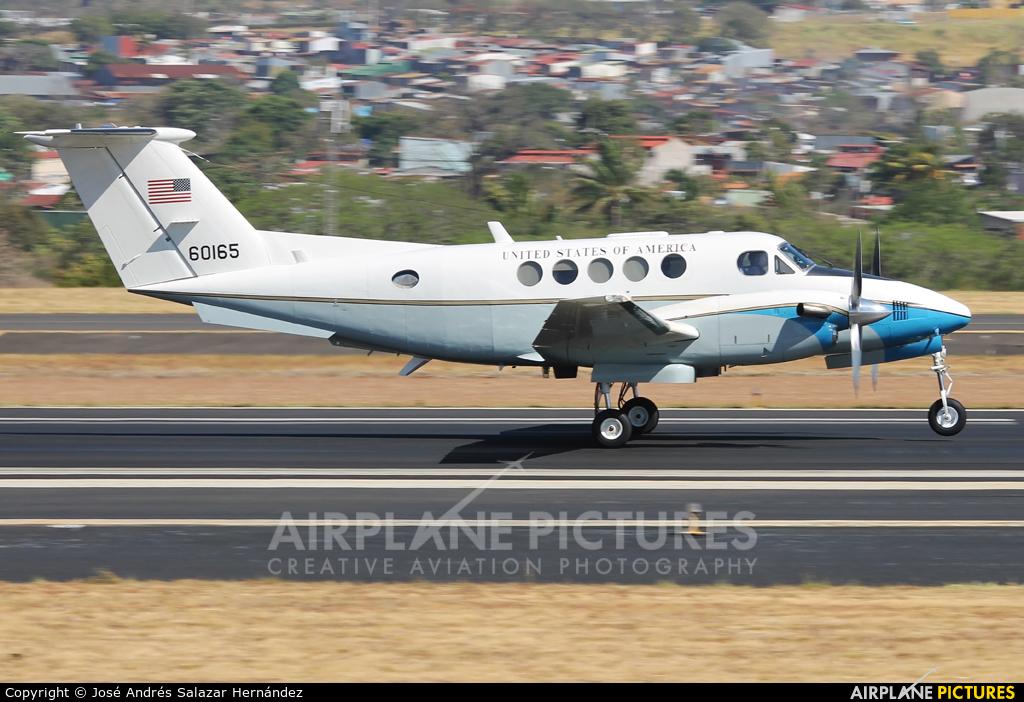 USA - Air Force 76-0165 aircraft at San Jose - Juan Santamaría Intl
