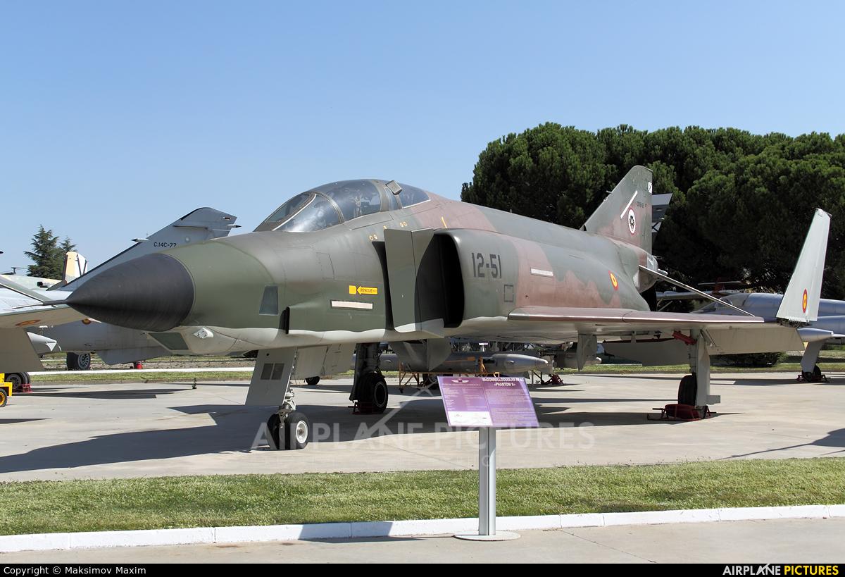 Spain - Air Force CR.12-42 aircraft at Madrid - Cuatro Vientos