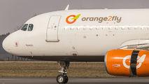 SX-SOF - orange2fly Airbus A320 aircraft