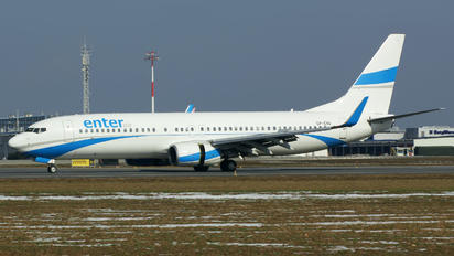 SP-ENV - Enter Air Boeing 737-800